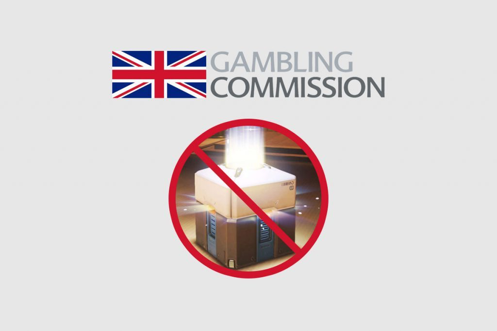 uk gambling commission loot boxes